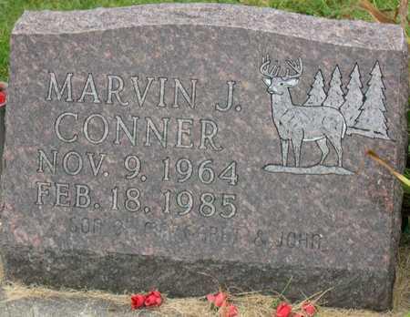 CONNER, MARVIN J. - Linn County, Iowa | MARVIN J. CONNER