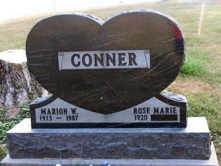 CONNER, MARION W. - Linn County, Iowa | MARION W. CONNER