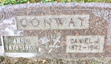 CONWAY, ANNA - Linn County, Iowa | ANNA CONWAY