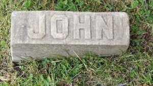 COOK, JOHN - Linn County, Iowa | JOHN COOK
