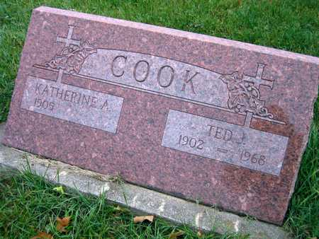 COOK, TED J. - Linn County, Iowa | TED J. COOK
