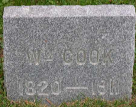 COOK, WM. - Linn County, Iowa | WM. COOK