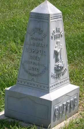 COPPOC, LEWIS B. - Linn County, Iowa | LEWIS B. COPPOC