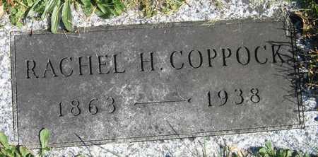 COPPOCK, RACHEL H. - Linn County, Iowa   RACHEL H. COPPOCK