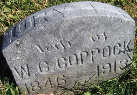 COPPOCK, URY E. - Linn County, Iowa | URY E. COPPOCK