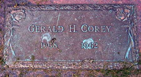 COREY, GERALD H. - Linn County, Iowa | GERALD H. COREY
