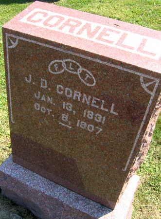 CORNELL, J.D. - Linn County, Iowa | J.D. CORNELL