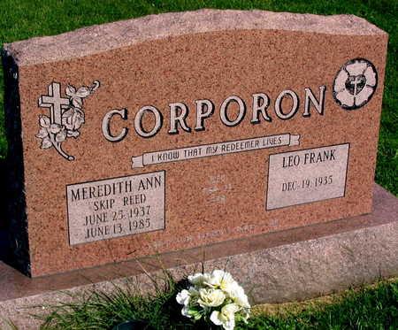 REED CORPORON, MEREDITH ANN
