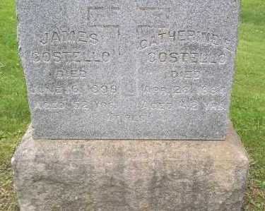 COSTELLO, JAMES - Linn County, Iowa | JAMES COSTELLO