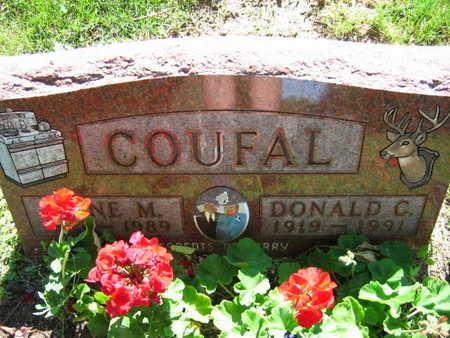 COUFAL, DONALD C. - Linn County, Iowa | DONALD C. COUFAL