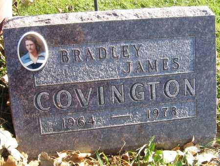 COVINGTON, BRADLEY JAMES - Linn County, Iowa   BRADLEY JAMES COVINGTON