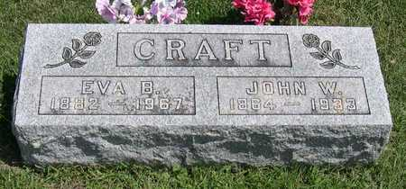 CRAFT, JOHN W. - Linn County, Iowa | JOHN W. CRAFT