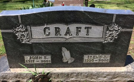 CRAFT, JOHN E. - Linn County, Iowa | JOHN E. CRAFT