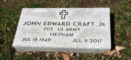 CRAFT JR., JOHN EDWARD - Linn County, Iowa | JOHN EDWARD CRAFT JR.