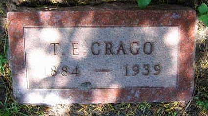CRAGO, T. E. - Linn County, Iowa | T. E. CRAGO