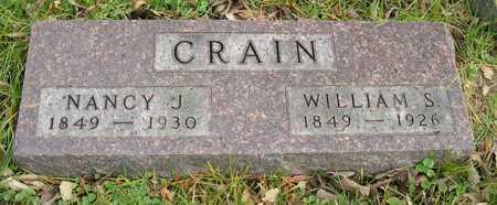 CRAIN, NANCY J. - Linn County, Iowa | NANCY J. CRAIN