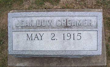 DOW CREAMER, JEAN - Linn County, Iowa | JEAN DOW CREAMER