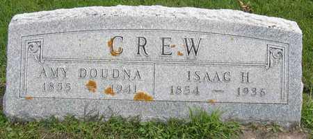 CREW, ISAAC H. - Linn County, Iowa | ISAAC H. CREW