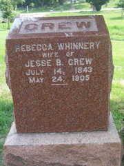 CREW, REBECCA - Linn County, Iowa | REBECCA CREW
