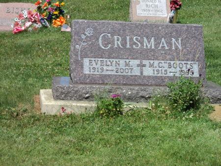 CRISMAN, M. C.
