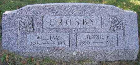 CROSBY, WILLIAM - Linn County, Iowa | WILLIAM CROSBY