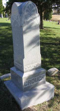 CROUCH, WILLARD W. - Linn County, Iowa | WILLARD W. CROUCH