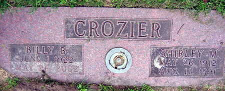CROZIER, SHIRLEY M. - Linn County, Iowa | SHIRLEY M. CROZIER