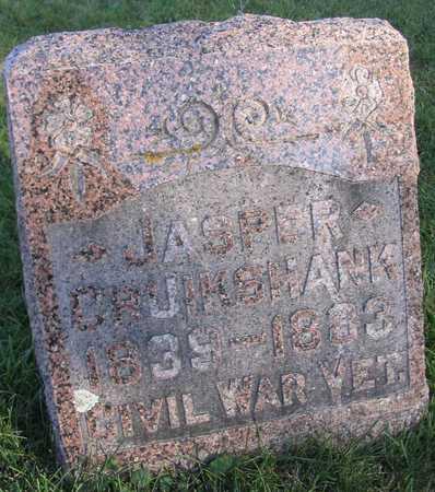 CRUIKSHANK, JASPER - Linn County, Iowa | JASPER CRUIKSHANK