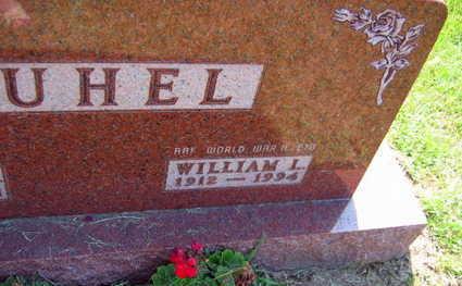 CUHEL, WILLIAM - Linn County, Iowa | WILLIAM CUHEL