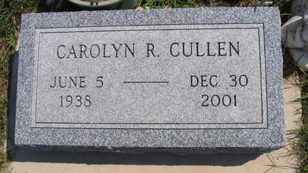 CULLEN, CAROLYN R. - Linn County, Iowa | CAROLYN R. CULLEN
