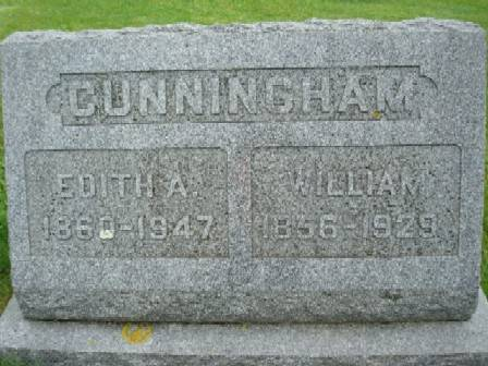 CUNNINGHAM, WILLIAM - Linn County, Iowa | WILLIAM CUNNINGHAM