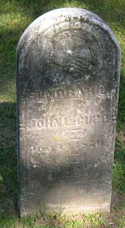 CUPP, ELNORAH L. - Linn County, Iowa | ELNORAH L. CUPP