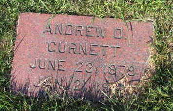 GURNETT, ANDREW D. - Linn County, Iowa   ANDREW D. GURNETT