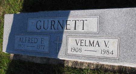 GURNETT, ALFRED F. - Linn County, Iowa | ALFRED F. GURNETT