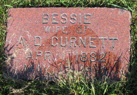 GURNETT, BESSIE - Linn County, Iowa | BESSIE GURNETT