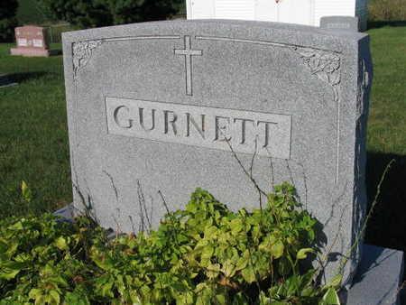 GURNETT, FAMILY STONE - Linn County, Iowa | FAMILY STONE GURNETT