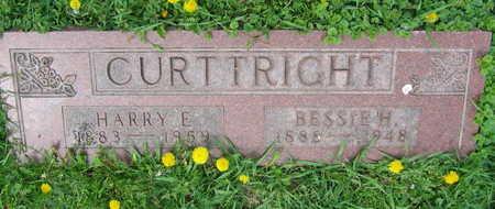 CURTTRIGHT, HARRY E. - Linn County, Iowa | HARRY E. CURTTRIGHT