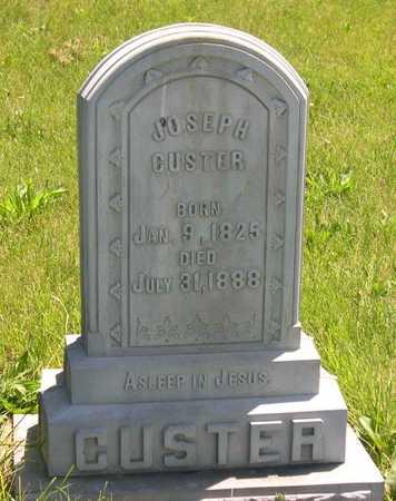 CUSTER, JOSEPH - Linn County, Iowa | JOSEPH CUSTER