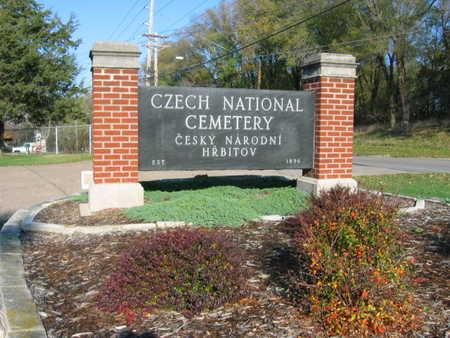 CZECH NATIONAL A.K.A. BOHEMIAN, CEMETERY - Linn County, Iowa | CEMETERY CZECH NATIONAL A.K.A. BOHEMIAN