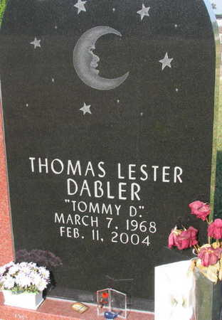 DABLER, THOMAS LESTER