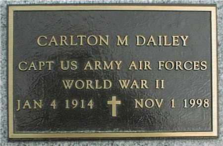DAILEY, CARLTON M. - Linn County, Iowa | CARLTON M. DAILEY