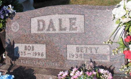 DALE, BOB - Linn County, Iowa   BOB DALE