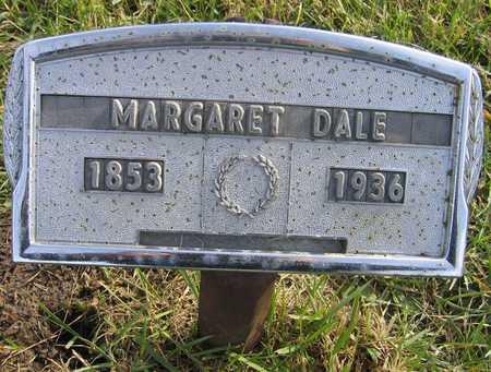 DALE, MARGARET - Linn County, Iowa   MARGARET DALE