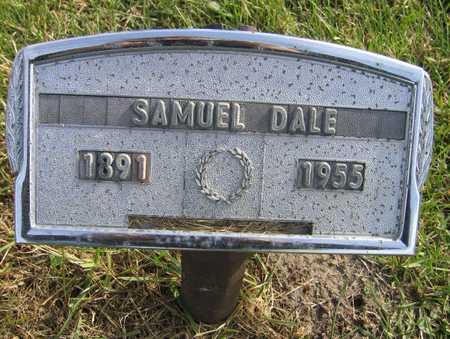 DALE, SAMUEL - Linn County, Iowa | SAMUEL DALE