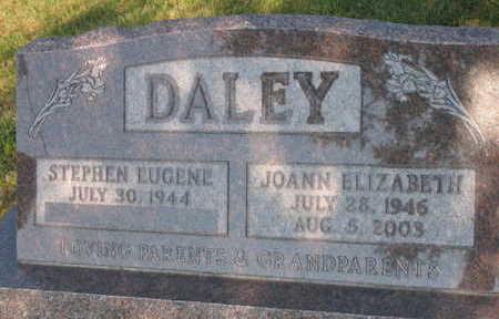 DALEY, JOANN ELIZABETH - Linn County, Iowa | JOANN ELIZABETH DALEY