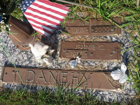 DANEHY, JAMES F. - Linn County, Iowa   JAMES F. DANEHY