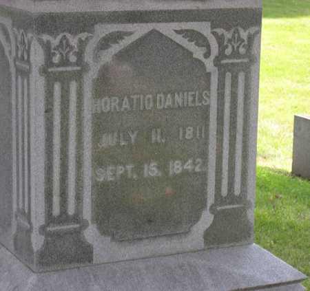 DANIELS, HORATIO - Linn County, Iowa | HORATIO DANIELS