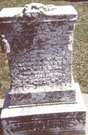 DANIELS, MARY ELIZABETH - Linn County, Iowa | MARY ELIZABETH DANIELS