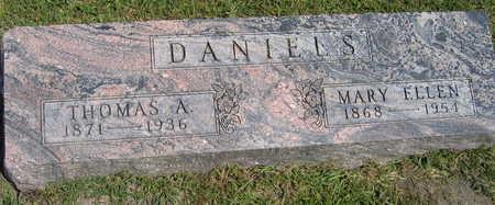 DANIELS, MARY ELLEN - Linn County, Iowa | MARY ELLEN DANIELS