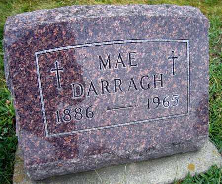 DARRAGH, MAE - Linn County, Iowa   MAE DARRAGH
